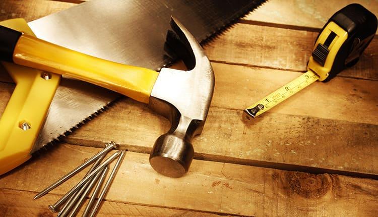 Необходимые инструменты следует подготовить заранее