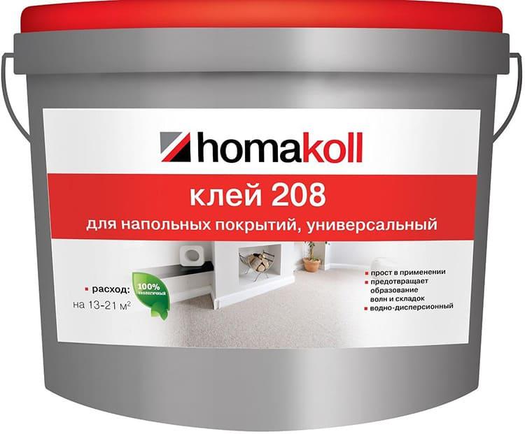 Хомакол 208 – всегда высокое качество