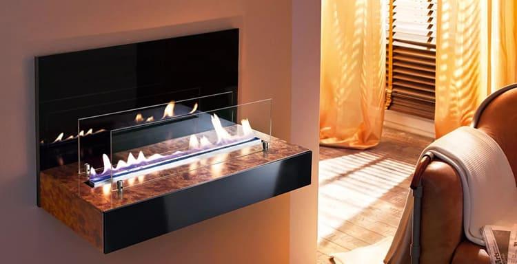 Есть модели не с одним, а с несколькими топливными баками. Что даёт возможность регулировки интенсивности пламени