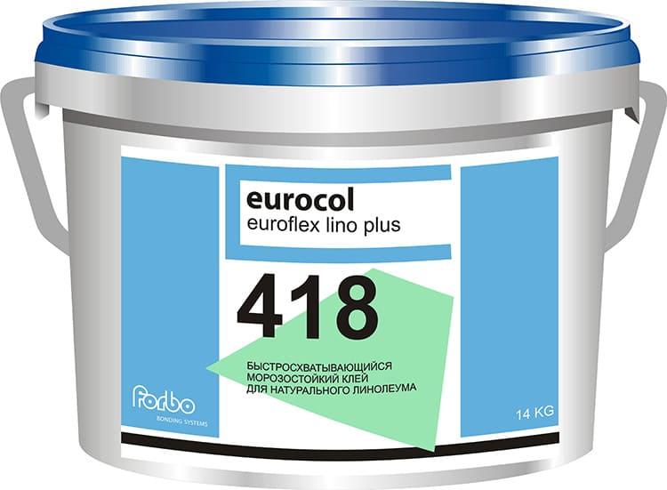 Forbo Eurocol Euroflex Lino Plus 418