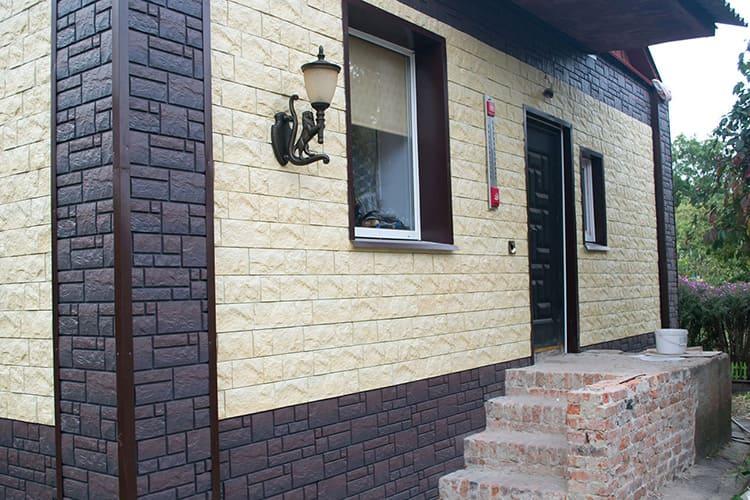 Фасадные панели позволяют преобразить любое здание