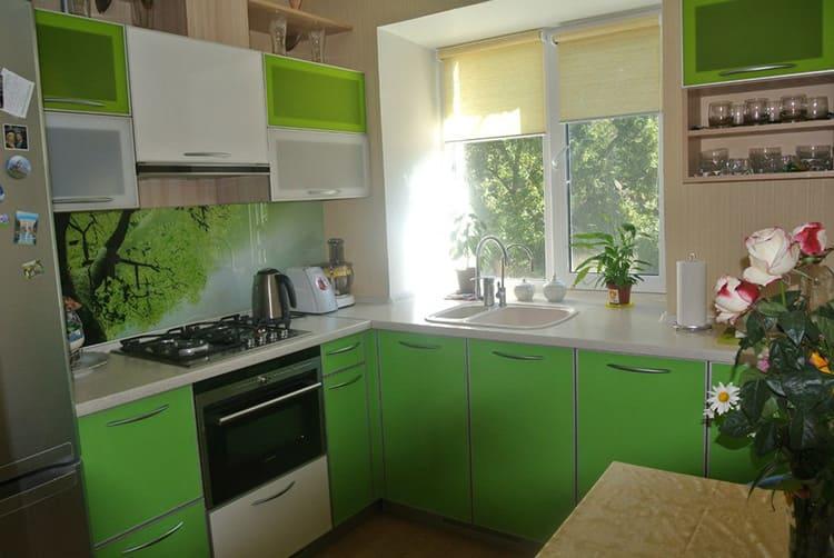 Воображение против денег: как преобразить кухню в хрущёвке