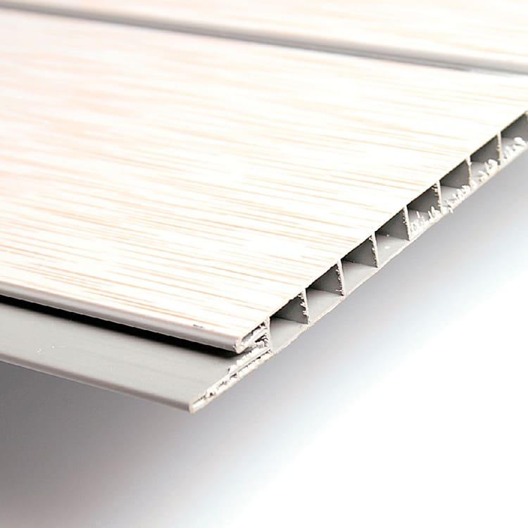 Используемый материал определяет внешний вид