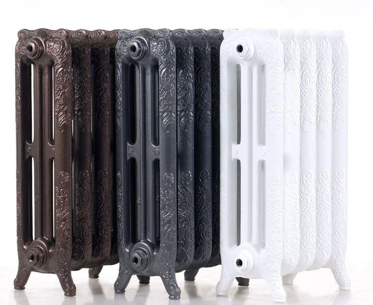 Батареи не требовательны к характеристикам теплоносителей