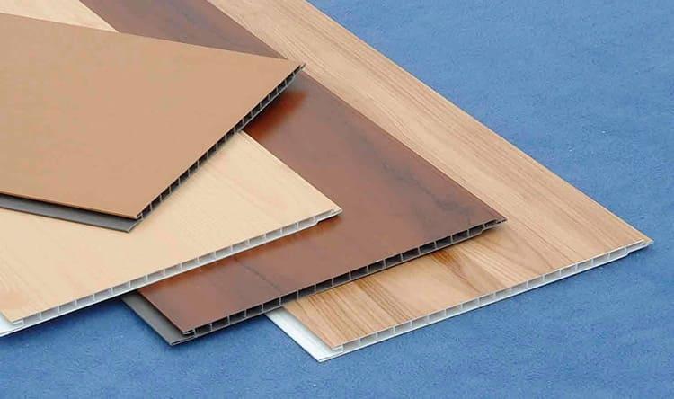 Особая структура стеновых панелей ПВХ обеспечивает высокие технические характеристики