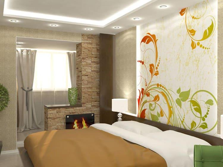 В некоторых случаях при объединении гостиной с лоджией требуется специальное разрешение БТИ