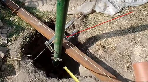 Столбы для забора: изготовление, установка на сложных грунтах