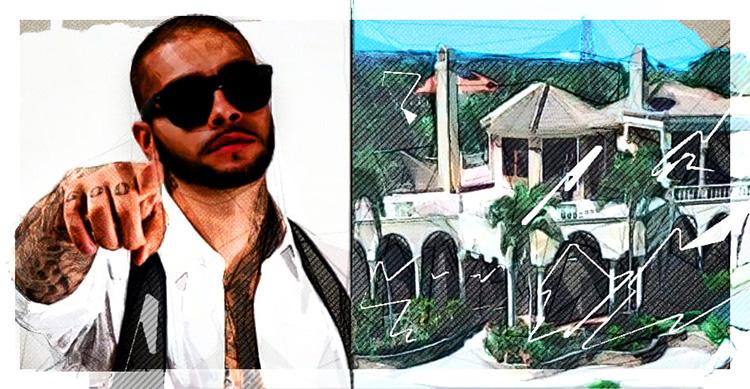 Роскошная недвижимость Тимати