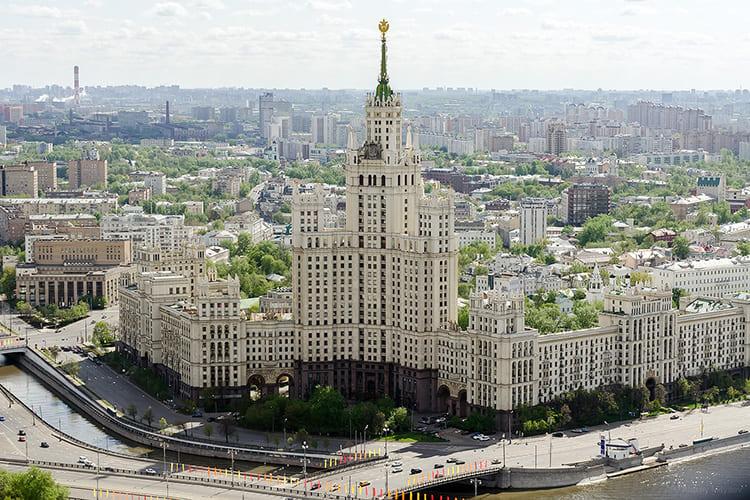 Первая собственная квартира Александра Ширвиндта на Котельнической набережной