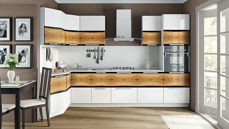 Угловой кухонный гарнитур — практичность, комфорт и функциональность