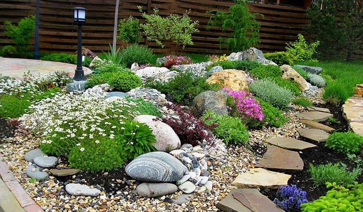 Альпинарий – изысканное украшение сада, которое вам по силам соорудить самостоятельно