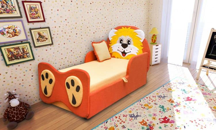 Для комфортного и здорового сна ребёнка, нужно обеспечить ему правильное спальное место