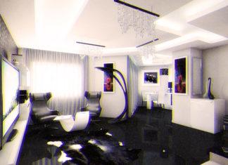 Разрабатываем дизайн квартиры-студии: тренды 2018-2019 гг.