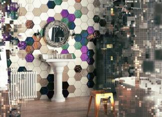 Что такое мозаика: происхождение, виды материалов и шикарные примеры в интерьере