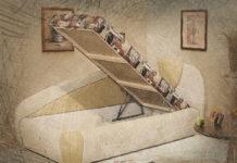 Выбираем спальное место для своего ребёнка: детская софа-тахта, диван с бортиками