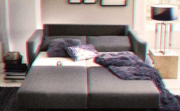 Залог комфортного сна: диван-кровать с ортопедическим матрасом