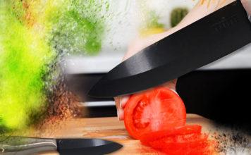 Острое прикосновение: как наточить керамический нож своими силами в домашних условиях