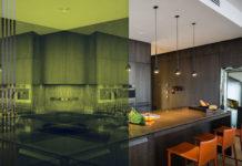 Суперсовременный дизайн кухни в стиле хай-тек: фото интерьеров будущего