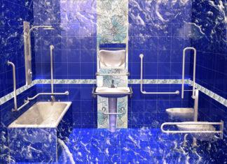 Поручни для инвалидов в ванную и туалет: выбор на практике