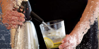 Сифон для газирования воды: радуем семью натуральным лимонадом