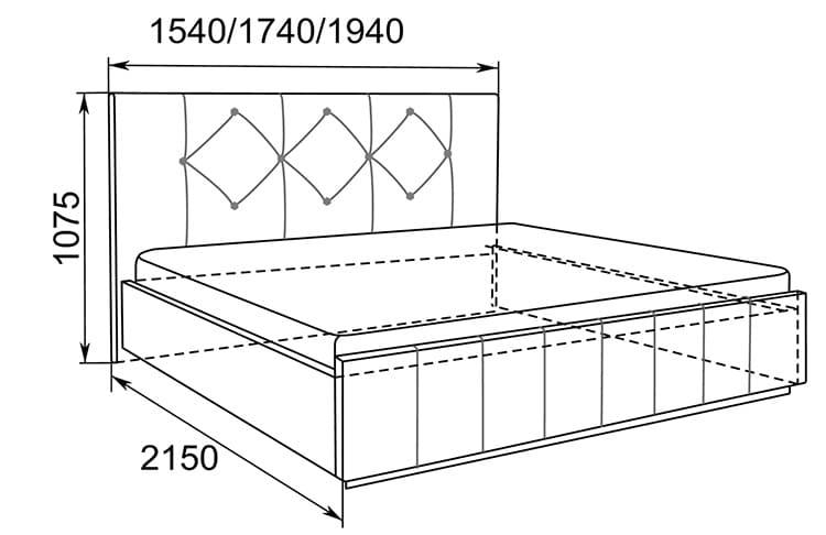 Изготавливать мебель по индивидуальным меркам необходимо с учётом некоторого запаса