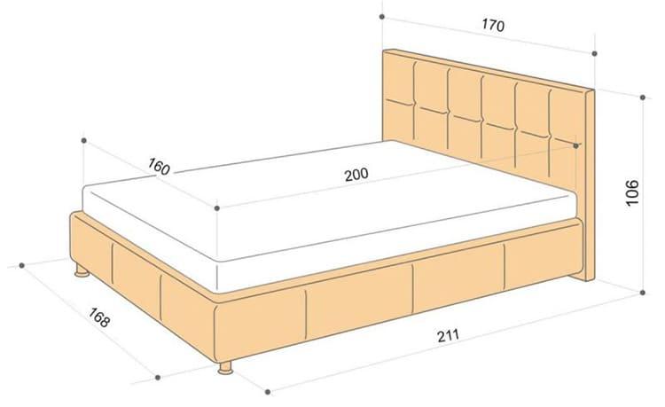 Помеха комфортному сну — это зазор между матрасом и кроватью 1-2 см