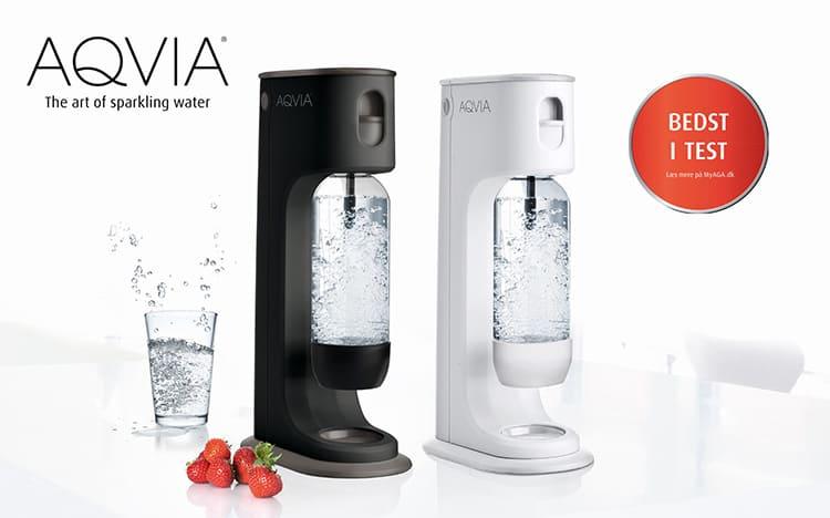 Австрийская Aqvia по надёжности не уступает Sodastream и выигрывает соревнование в цене