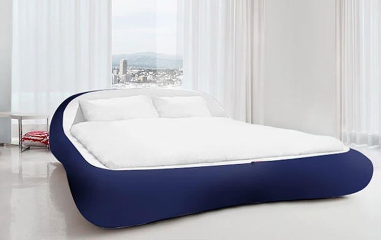 Главное условие — ноги с кровати не должны свисать