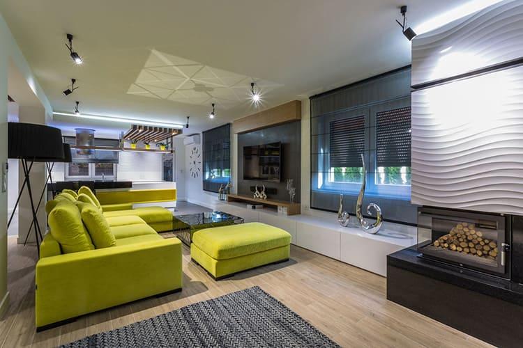 Квартира-студия — отличный вариант для молодых пар и творческих людей