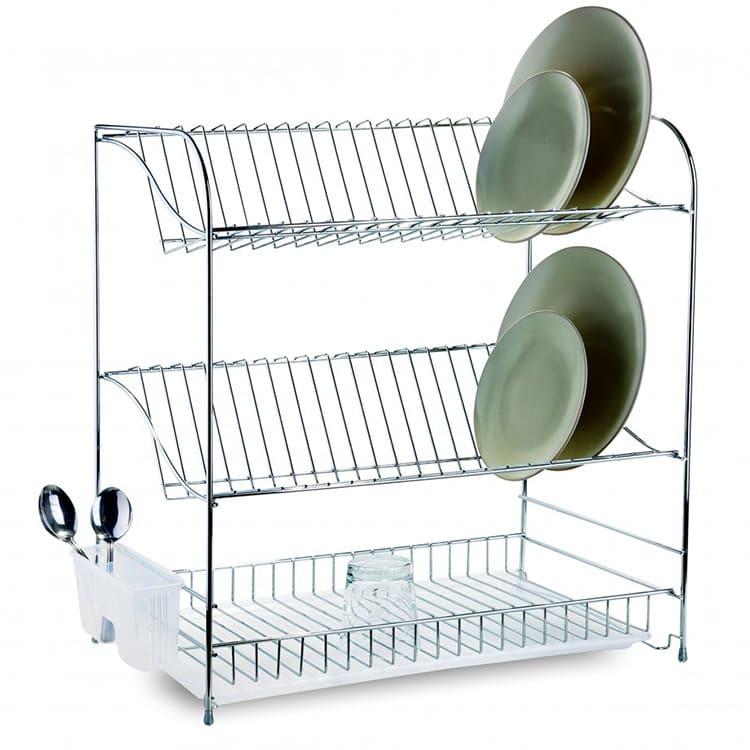 Такие комплекты стоят недорого, универсальны и легко подбираются под размер вашей полки