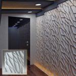 Не как у всех: 3D-панели для стен в интерьере