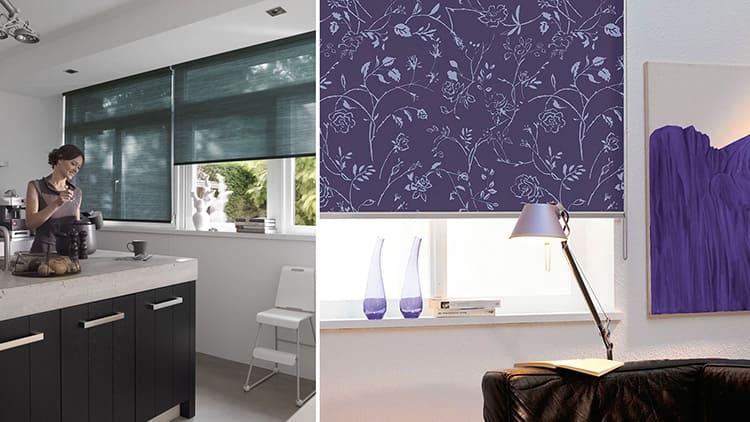 Лучше сочетать цвет стен со шторами на окнах, чтобы не было визуального конфликта в интерьере