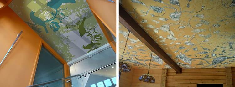 Порядок установки тканевых потолков отличается от монтажа полотна из плёнки ПВХ