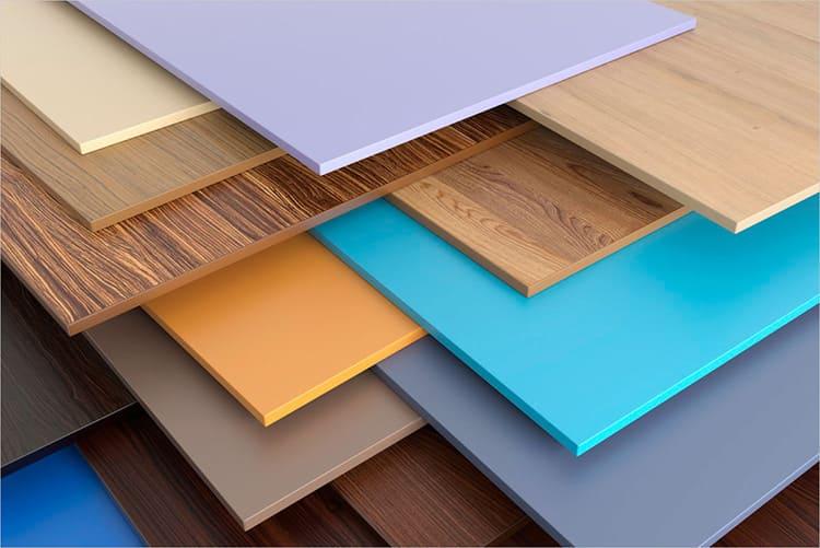 Стеновые панели представлены в большом ассортименте