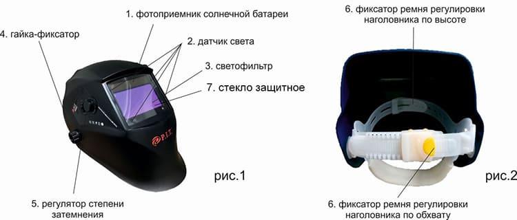 Вы можете работать в такой маске с болгаркой или шлифовальным станком просто для защиты глаз и лица от механического повреждения мелкими частицами