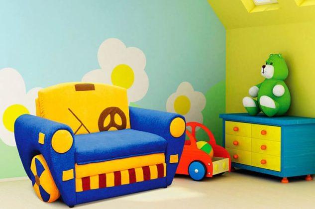 Какое спальное место лучше для ребёнка - детская софа-тахта или диван с бортиками