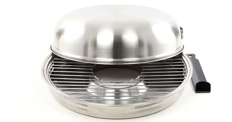 Даже если поверхность такой сковороды случайно повредиться, беспокоиться не о чем