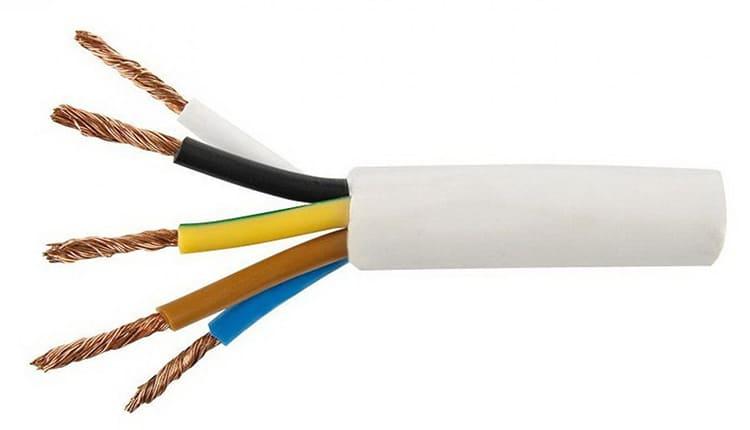 Цветовая маркировка обязательна к соблюдению при сборке электрощита