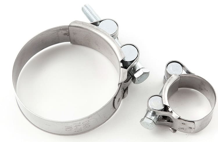 Когда важно надёжное соединение: выбираем обжимные металлические хомуты