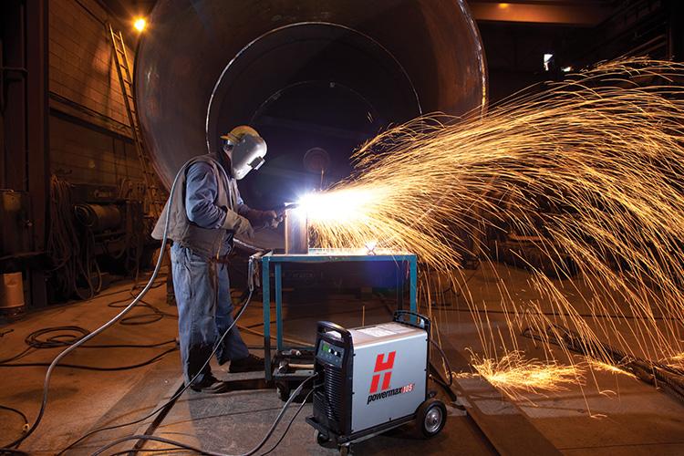 Такие устройства используются не только в быту, но и на предприятиях, осуществляющих металлообработку
