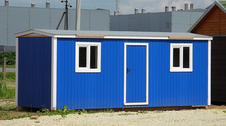 Сборные конструкции не нуждаются в сварочных работах, их собирают с помощью болтов и шуруповёрта