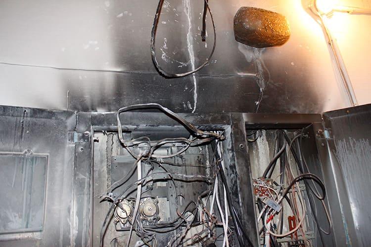 Последствия неверного выбора сечения провода при сборке электрощита