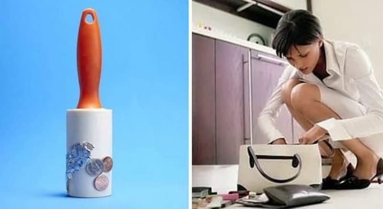 ФОТО: Копеечная вещица поможет не потерять ни копейки на дне вашей сумочки.