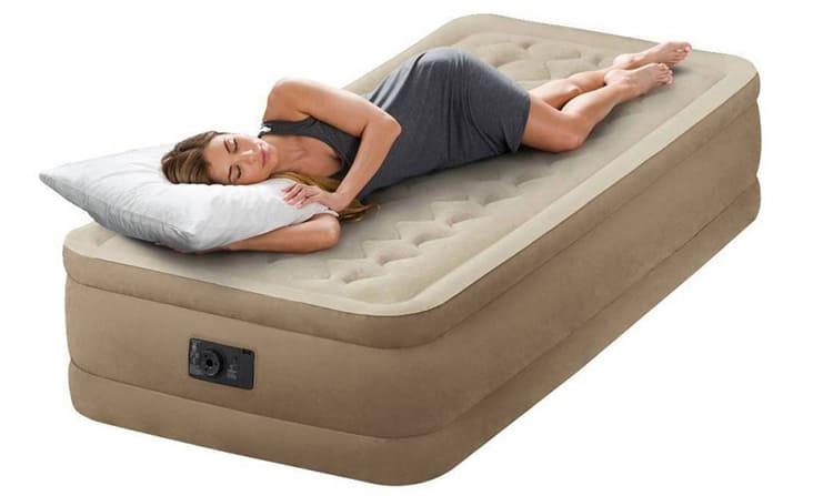Надувные матрасы созданы для полноценного сна ФОТО: www.igrachka.com