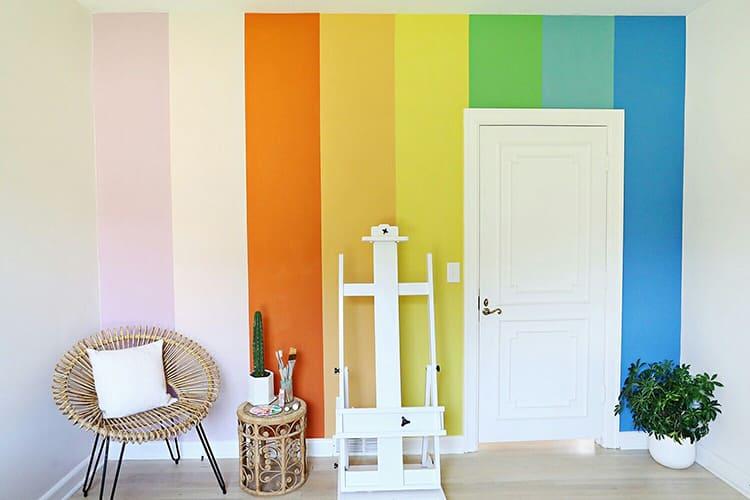 ФОТО: strojka-gid.ru Только качественная покраска стен будет выглядеть эстетично.