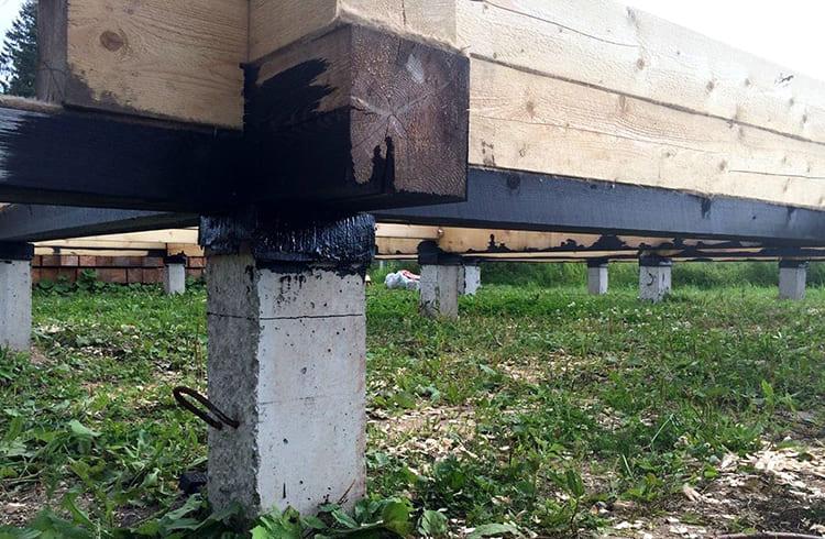 Возводим дом на любой почве: почему так популярен свайно-ростверковый фундамент