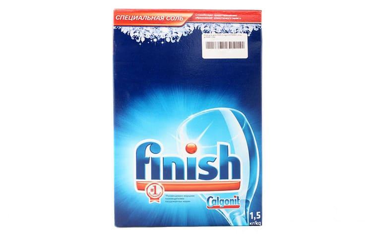 Finish – продукция всегда отменного качества