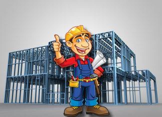 Что можно сделать из ЛСТК: проекты быстровозводимых домов, виды материала, особенности применения