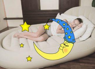 Нет кровати – выручит надувной матрас для сна: как выбрать подходящую модель и не ошибиться