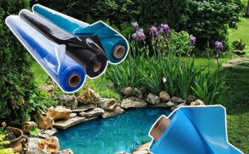 Оптимальный выбор, характеристики, виды: плёнка для пруда с рыбками, декоративного водоёма
